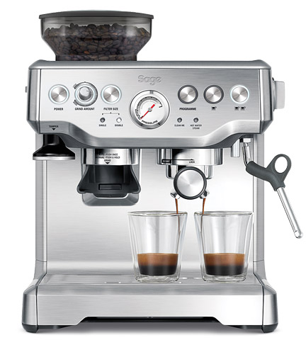 the Barista Express™ BES870BSS