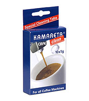 Kamareta coffee machine cleaning tablets